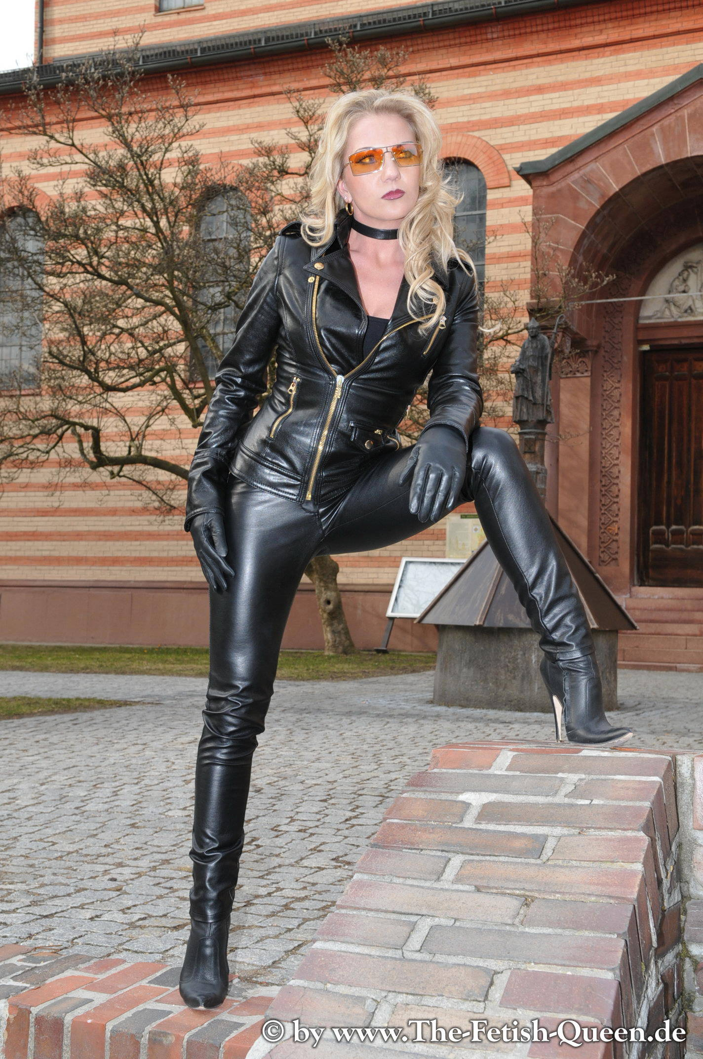 This girl fetish queen heike really alluring!