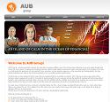 AUB Group screenshot