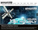 Max Hours Science screenshot