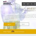 Invest Business System screenshot