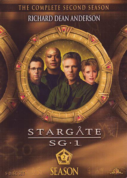 星际之门 SG-1 第二季