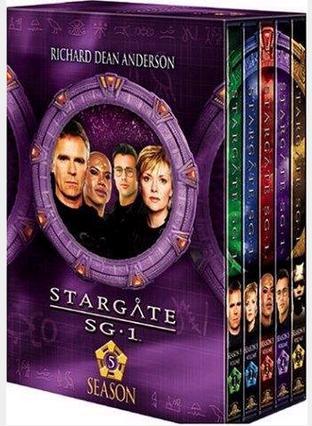星际之门 SG-1 第五季