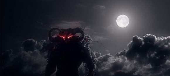 恶魔:宗教文化里虚构的特别强大的魔鬼