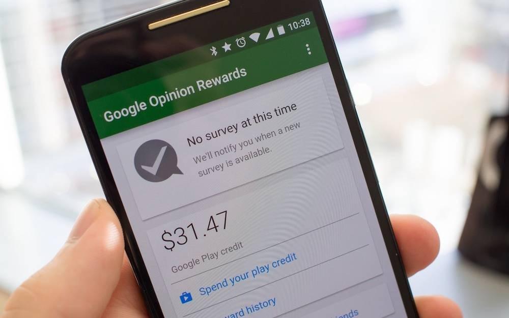 Google Opinion Rewards赚钱攻略