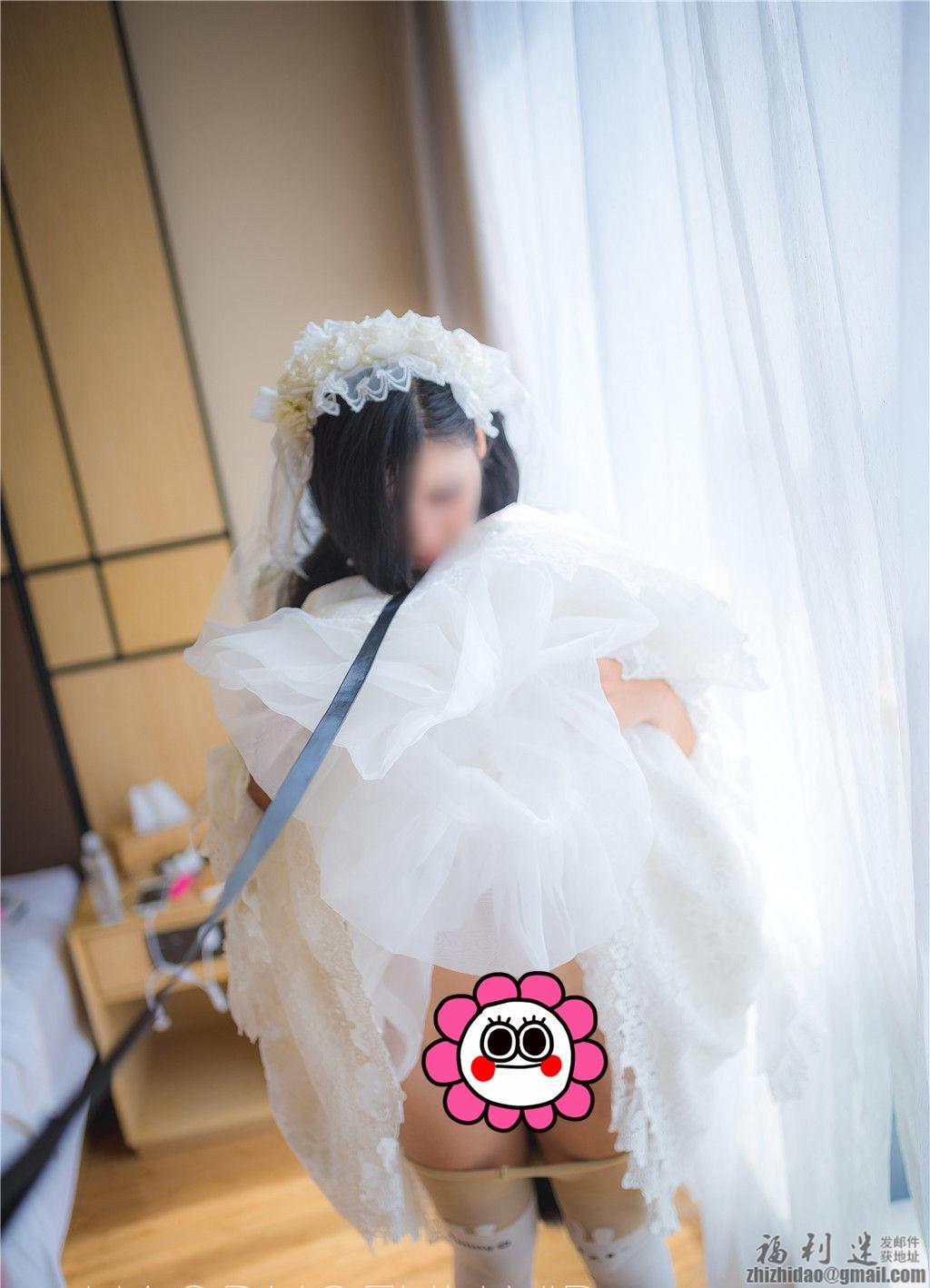 极品柚木写真系列之花嫁调教[26P/372MB]