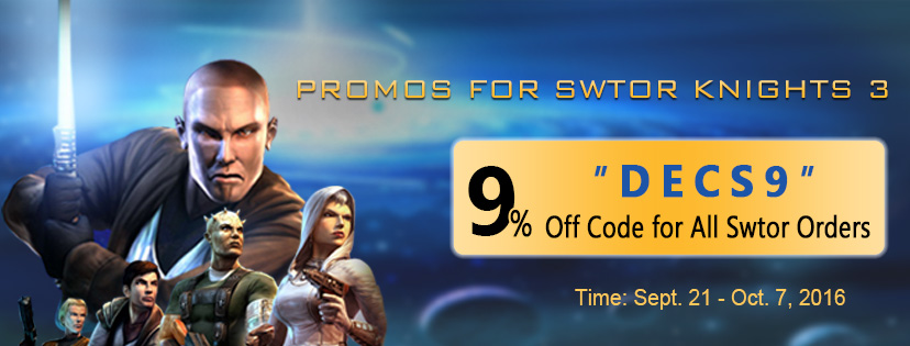 Cheap Website to Buy swtor game time cheap with 9% Off for Season 7