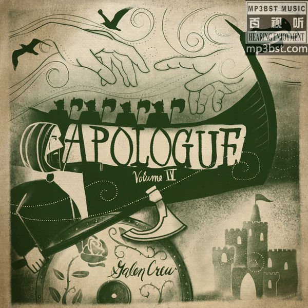 Galen Crew_-_《Apologue_Volume_4》2019_EP美国奇幻民谣歌手[FLAC]