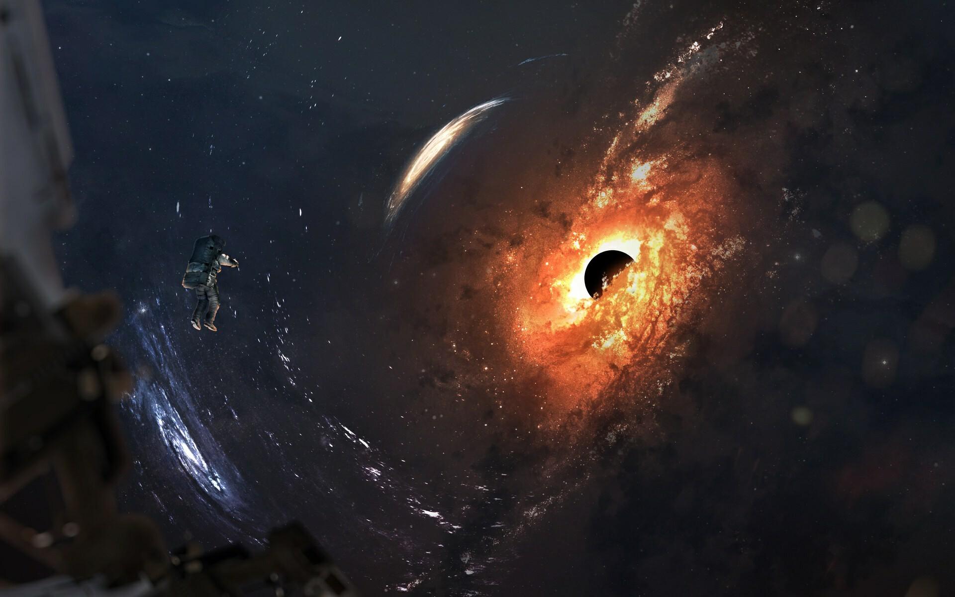black holes brilliant math amp science wiki - HD1920×1200