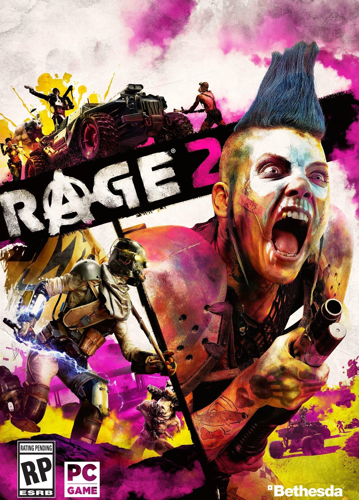 第一人称3d单机游戏_【欧美/FPS】狂怒2(Rage 2) 中文免安装未加密版【3D/35G】【解压即玩 ...
