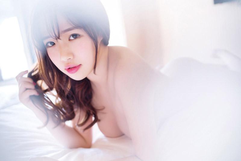 4563 - Rayshen deep cleavage, super beautiful Rayshen牛仔妹妹乳沟深颜值超高