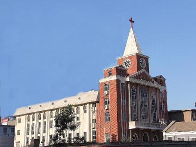 石家庄市基督教福音堂