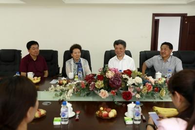 基督教全国两会负责同工走访吉林省教会