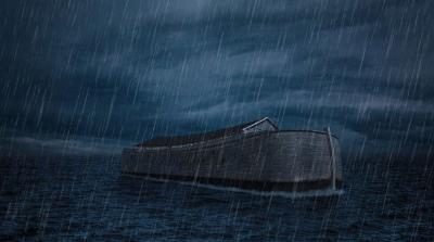 圣经中大洪水的永恒含义