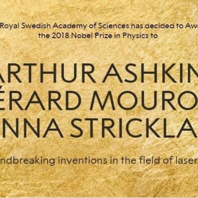 与杨振宁同龄,2018诺贝尔物理奖出炉,96岁获奖者创诺奖高龄!