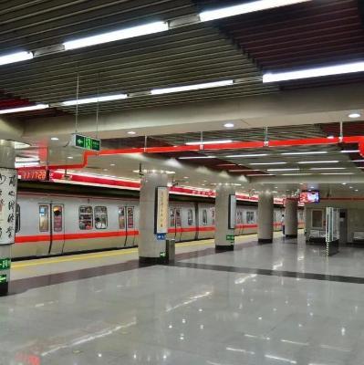 注意啦!本周末北京部分地铁站封闭