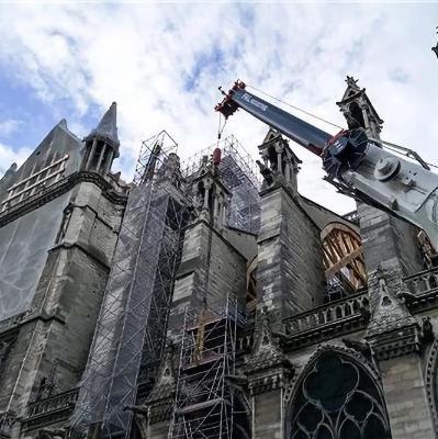 中国专家将参与巴黎圣母院修复工作!