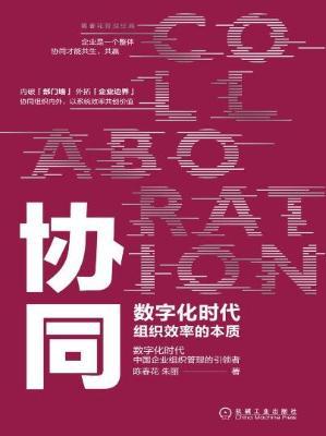 协同:数字化时代组织效率的本质【陈春花】epub+mobi+azw3_电子书下载