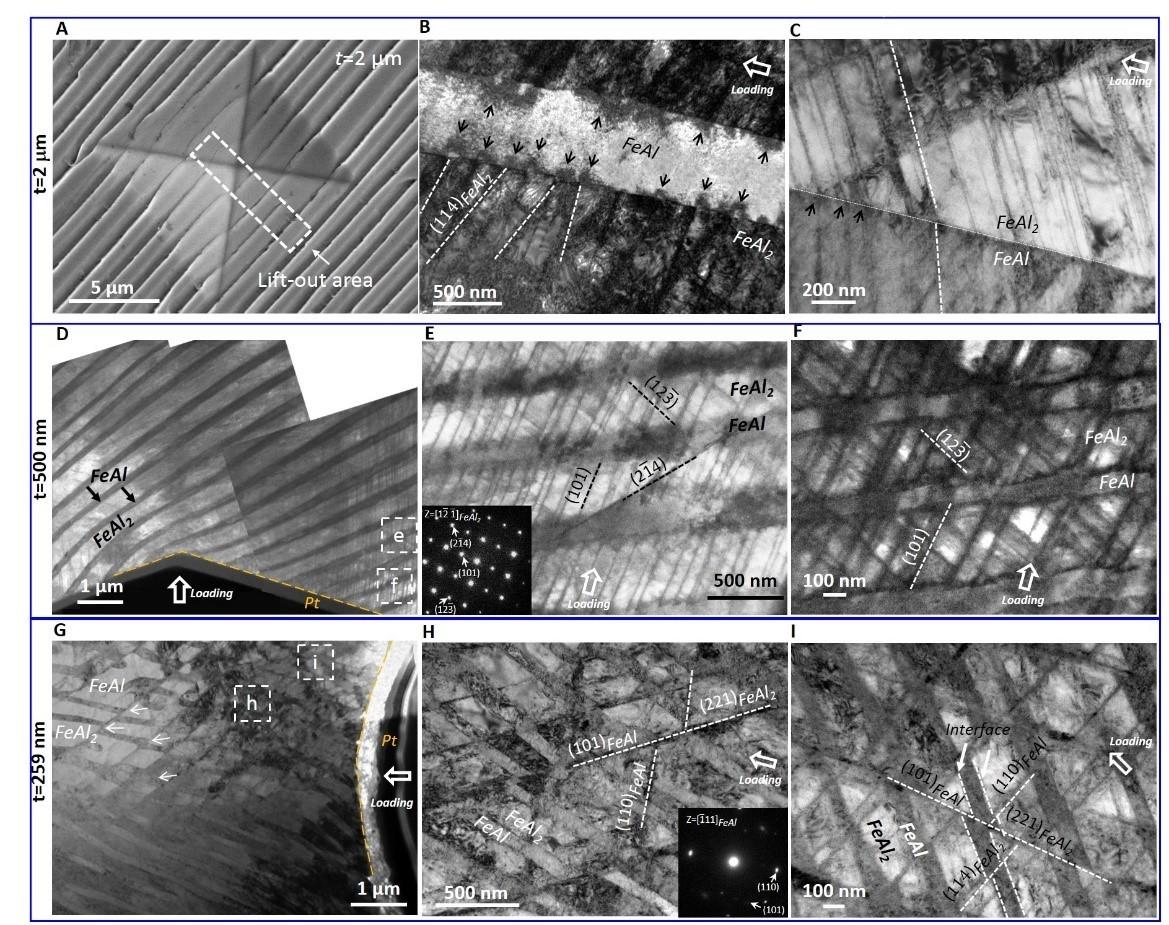 科研人员揭示层状金属间化合物室温韧性变形机制