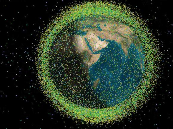 克兰菲尔德大学研究:卫星新的威胁环境分析