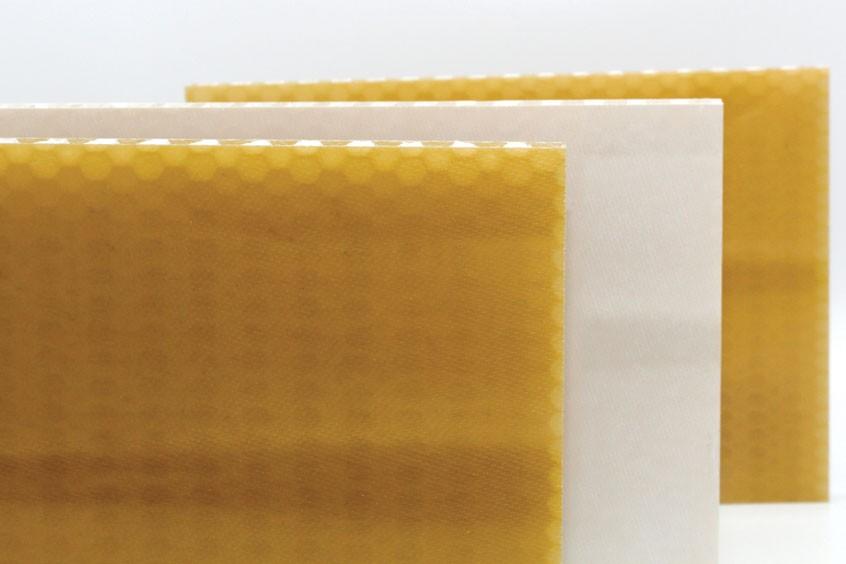 日本三家公司联合开发FST认证的热塑性蜂窝板