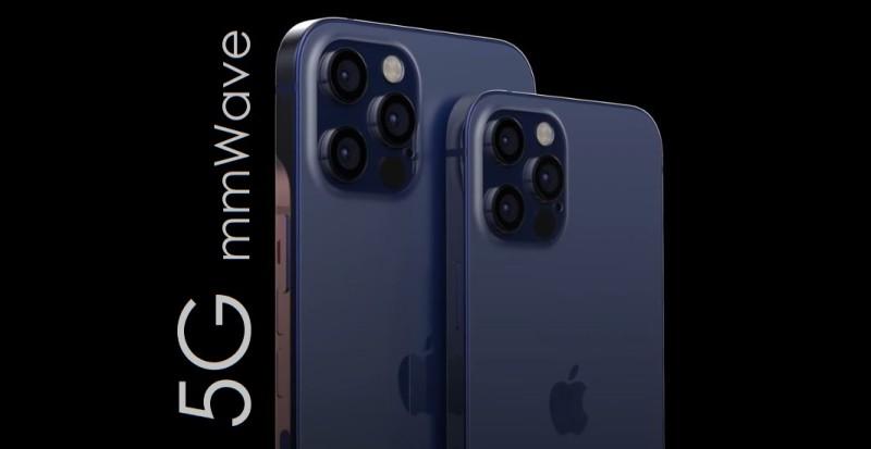 一项Apple专利揭示无线5G NR Sub-6 GHz架构