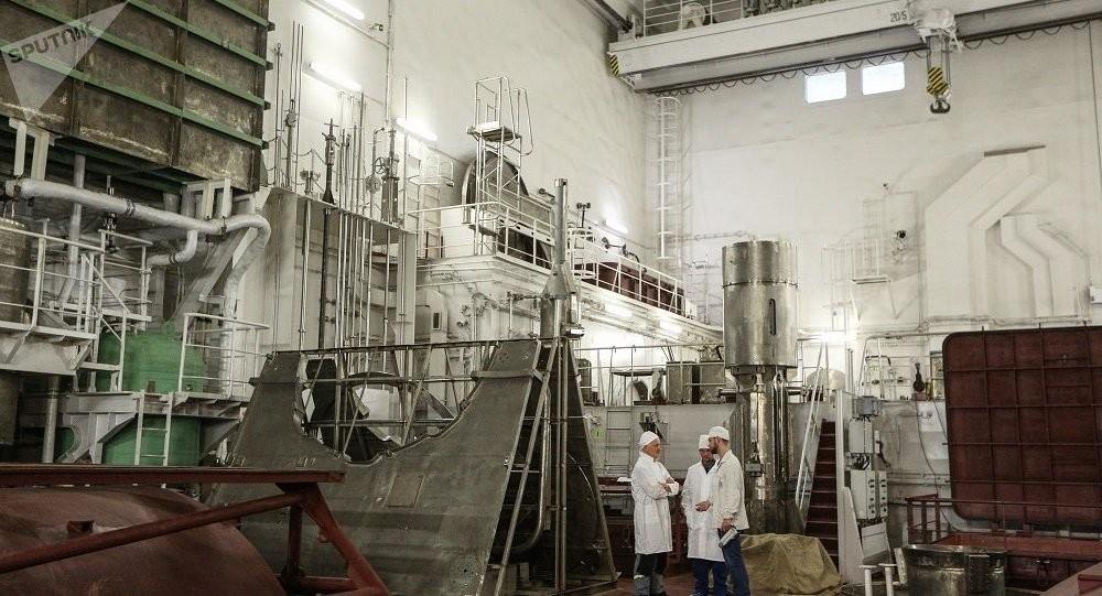 俄专家开发出安全拆卸核设施的计算机系统