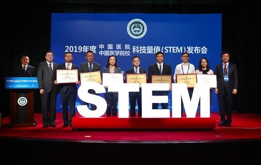 2019年度中国医院和医学院校科技量值发布