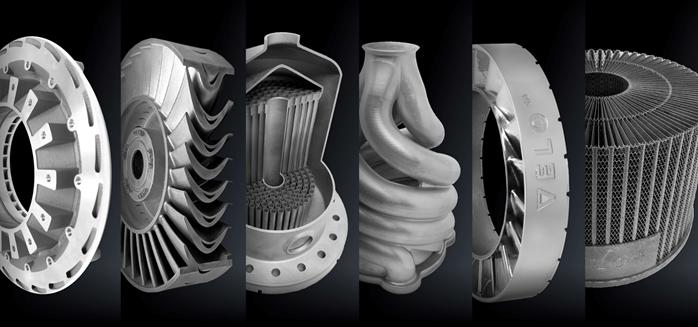 金属增材制造面临技术和产量的挑战