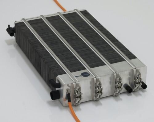蓝界科技开始生产甲醇燃料电池