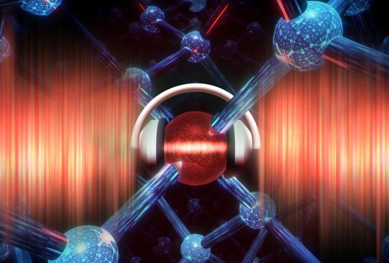 """迄今""""最安静""""半导体量子比特问世为研制大规模量子计算机奠定基础"""