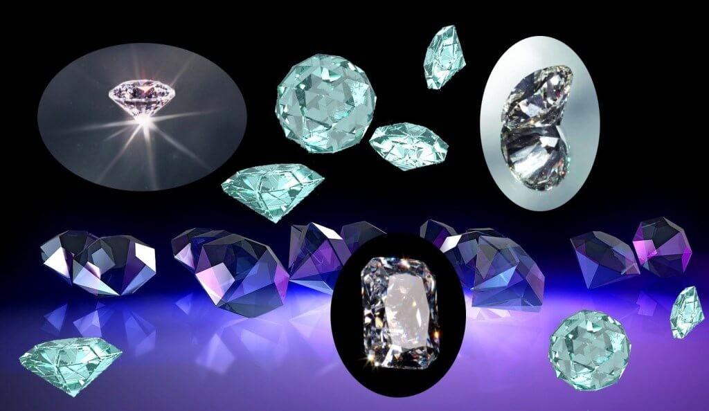 变废为宝:科学家将温室气体二氧化碳转变为有价值的钻石