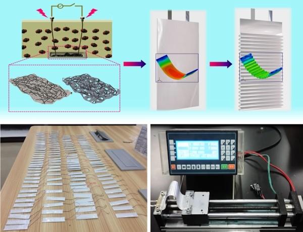 电工所等开发出高比能柔性固态锂离子电容器制备技术