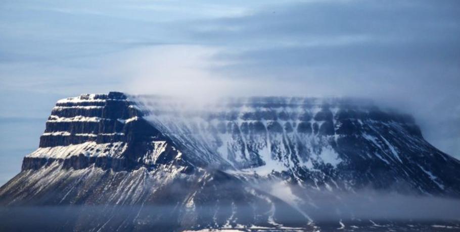 北极科考团宣布北冰洋正在消亡
