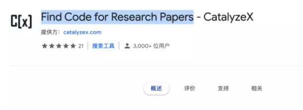 论文代码 Chrome 神器:去谷歌学术搜到文章,代码链接就能自动展示