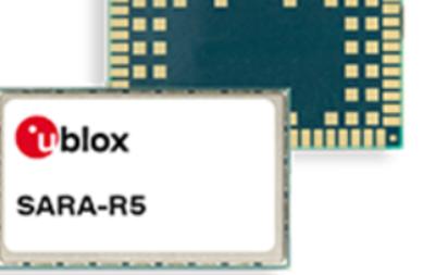u-blox自行开发低功耗广域(LPWA)晶片组蜂巢式模组已通过美国认证