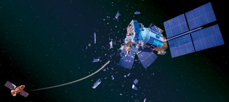 太空战争的物理学:轨道动力学如何制约交战?