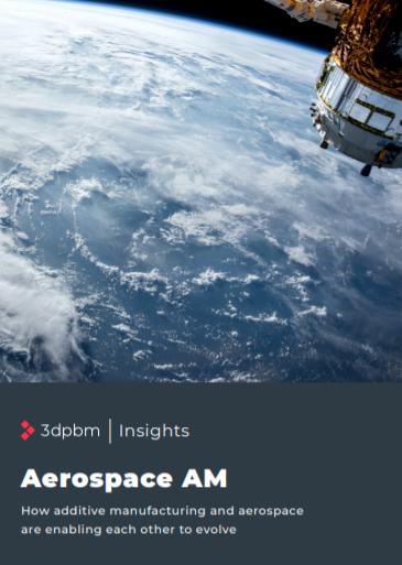聚焦航空航天领域中的增材制造 (2020年)