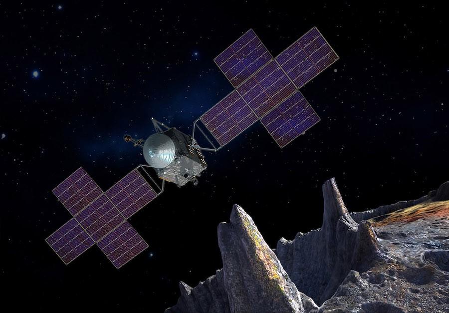 NASA发现稀有金属小行星的价值达到10000万亿美元超过全球经济总和