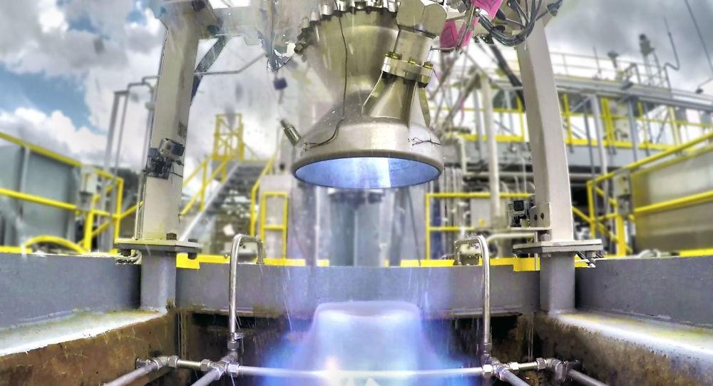 """俄开始制造""""飞翼-SV""""可重复使用火箭的发动机"""