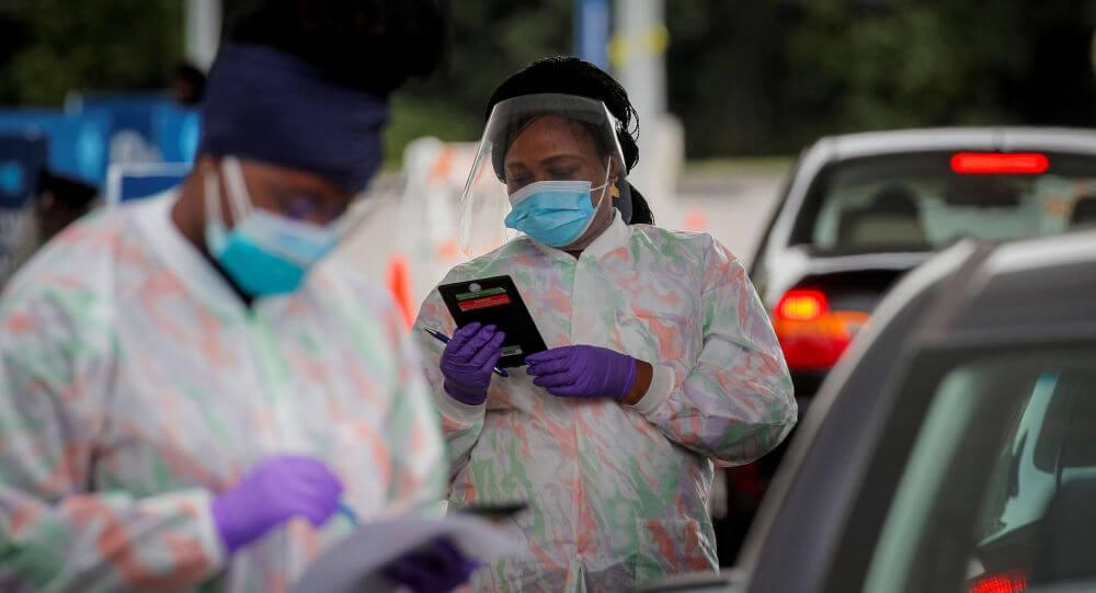 """研究表明黑人和亚洲人感染冠状病毒的风险""""要高两倍"""""""