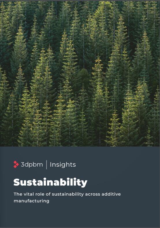 电子书|聚焦增材制造可持续发展(2020年)
