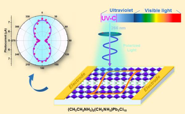 福建物构所杂化光铁电半导体的结构设计与光电应用研究获进展