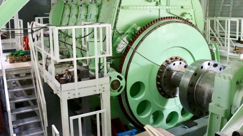 丹麦正在建造一艘实验船,使用液态氨作为燃料
