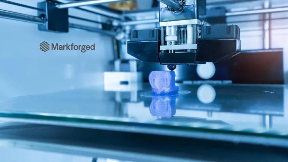 Markforged公司推出全球第一种3D打印数字锻造平台