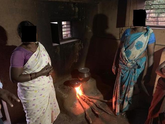 用木炭做饭可能会导致肺损伤