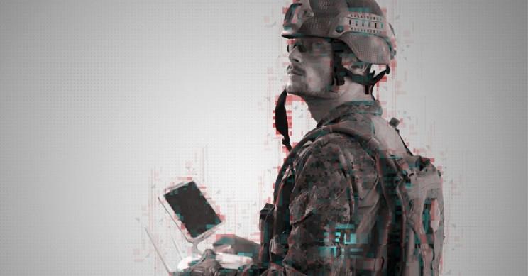 美陆军开发读心术技术目标是让士兵通过脑电波进行交流