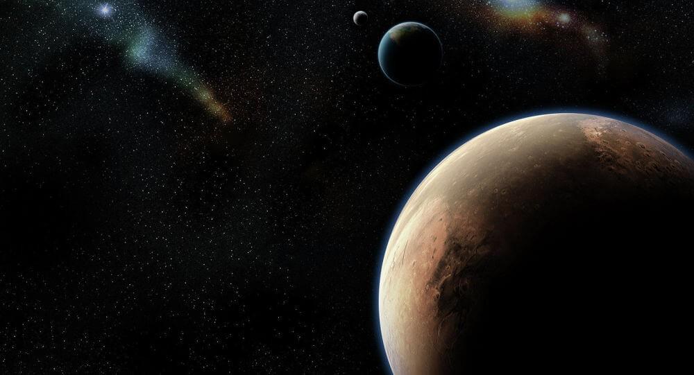 地球正在接近一个巨大的黑洞