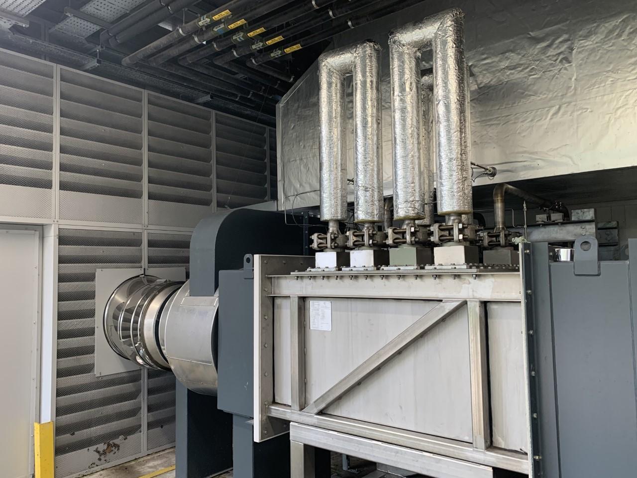 研究人员研发超临界二氧化碳热交换器