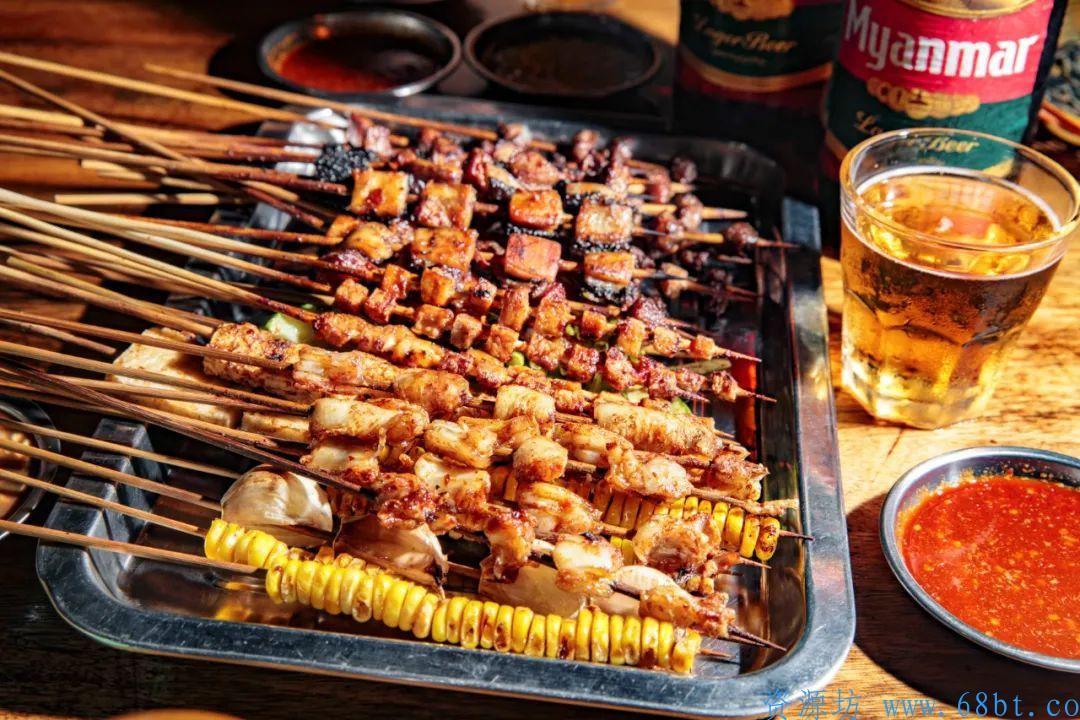 [美食] 盛夏最爱的深夜美食,比啥都香!,图片,美食,烧烤,第18张