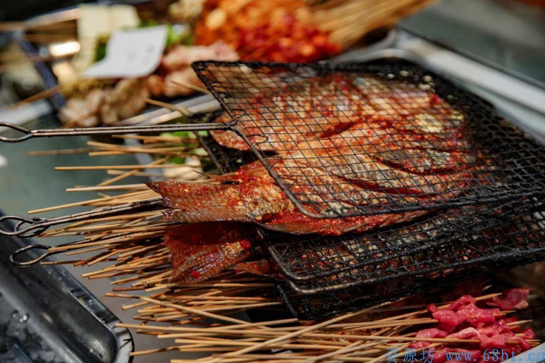 [美食] 盛夏最爱的深夜美食,比啥都香!,图片,美食,烧烤,第21张
